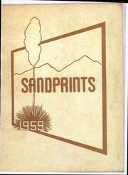 Page 1, 1959 Edition, Phoenix College - Sandprints Yearbook (Phoenix, AZ) online yearbook collection