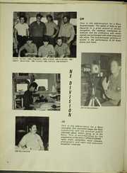 Page 12, 1976 Edition, Gridley (CG 21) - Naval Cruise Book online yearbook collection
