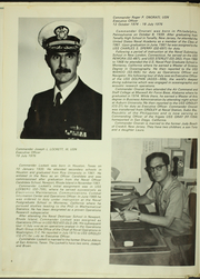 Page 8, 1976 Edition, Gridley (CG 21) - Naval Cruise Book online yearbook collection