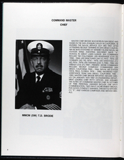 Page 11, 1989 Edition, Gridley (CG 21) - Naval Cruise Book online yearbook collection