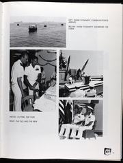 Page 17, 1989 Edition, Gridley (CG 21) - Naval Cruise Book online yearbook collection