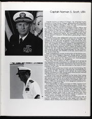 Page 6, 1989 Edition, Gridley (CG 21) - Naval Cruise Book online yearbook collection