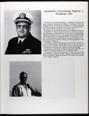 Page 8, 1989 Edition, Gridley (CG 21) - Naval Cruise Book online yearbook collection