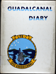 Page 1, 1963 Edition, Guadalcanal (LPH 7) - Naval Cruise Book online yearbook collection