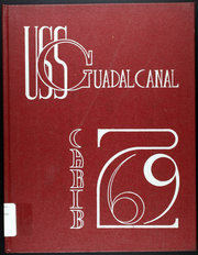 Page 1, 1969 Edition, Guadalcanal (LPH 7) - Naval Cruise Book online yearbook collection