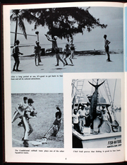 Page 10, 1969 Edition, Guadalcanal (LPH 7) - Naval Cruise Book online yearbook collection