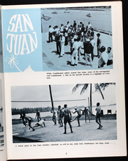 Page 11, 1969 Edition, Guadalcanal (LPH 7) - Naval Cruise Book online yearbook collection