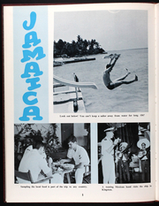 Page 16, 1969 Edition, Guadalcanal (LPH 7) - Naval Cruise Book online yearbook collection