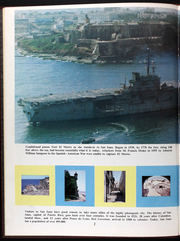Page 7, 1969 Edition, Guadalcanal (LPH 7) - Naval Cruise Book online yearbook collection
