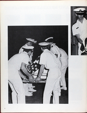 Page 11, 1973 Edition, Guadalcanal (LPH 7) - Naval Cruise Book online yearbook collection