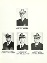 Page 10, 1976 Edition, Guadalcanal (LPH 7) - Naval Cruise Book online yearbook collection