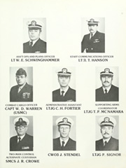 Page 11, 1976 Edition, Guadalcanal (LPH 7) - Naval Cruise Book online yearbook collection