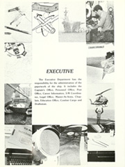 Page 12, 1976 Edition, Guadalcanal (LPH 7) - Naval Cruise Book online yearbook collection