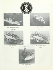 Page 9, 1976 Edition, Guadalcanal (LPH 7) - Naval Cruise Book online yearbook collection