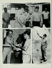 Page 12, 1987 Edition, Guadalcanal (LPH 7) - Naval Cruise Book online yearbook collection