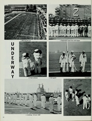 Page 14, 1987 Edition, Guadalcanal (LPH 7) - Naval Cruise Book online yearbook collection