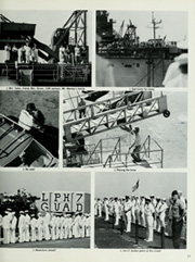 Page 15, 1987 Edition, Guadalcanal (LPH 7) - Naval Cruise Book online yearbook collection