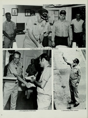 Page 8, 1987 Edition, Guadalcanal (LPH 7) - Naval Cruise Book online yearbook collection
