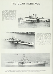Page 8, 1966 Edition, Guam (LPH 9) - Naval Cruise Book online yearbook collection
