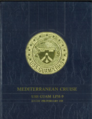 1989 Edition, Guam (LPH 9) - Naval Cruise Book