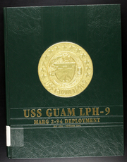 1994 Edition, Guam (LPH 9) - Naval Cruise Book