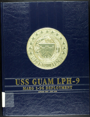 1996 Edition, Guam (LPH 9) - Naval Cruise Book
