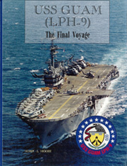 1998 Edition, Guam (LPH 9) - Naval Cruise Book