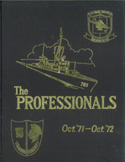 Page 1, 1972 Edition, Gurke (DD 783) - Naval Cruise Book online yearbook collection