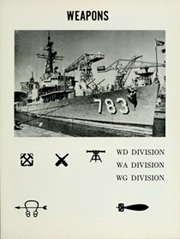 Page 13, 1972 Edition, Gurke (DD 783) - Naval Cruise Book online yearbook collection
