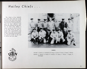Page 11, 1953 Edition, Hailey (DD 556) - Naval Cruise Book online yearbook collection