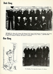 Page 13, 1955 Edition, Hailey (DD 556) - Naval Cruise Book online yearbook collection