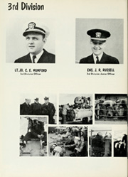 Page 16, 1955 Edition, Hailey (DD 556) - Naval Cruise Book online yearbook collection