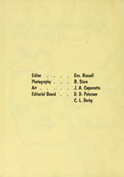 Page 4, 1955 Edition, Hailey (DD 556) - Naval Cruise Book online yearbook collection
