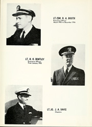 Page 9, 1955 Edition, Hailey (DD 556) - Naval Cruise Book online yearbook collection