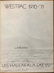 Page 5, 1971 Edition, Haleakala (AE 25) - Naval Cruise Book online yearbook collection