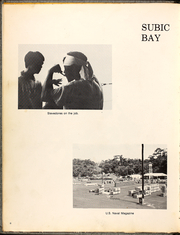Page 12, 1973 Edition, Haleakala (AE 25) - Naval Cruise Book online yearbook collection