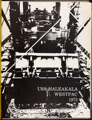 Page 5, 1973 Edition, Haleakala (AE 25) - Naval Cruise Book online yearbook collection