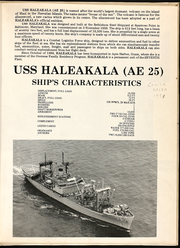 Page 3, 1991 Edition, Haleakala (AE 25) - Naval Cruise Book online yearbook collection