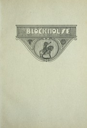 Page 7, 1923 Edition, University of Toledo - Blockhouse Yearbook (Toledo, OH) online yearbook collection