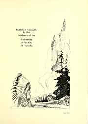 Page 9, 1926 Edition, University of Toledo - Blockhouse Yearbook (Toledo, OH) online yearbook collection