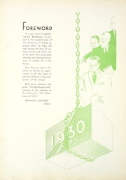 Page 10, 1931 Edition, University of Toledo - Blockhouse Yearbook (Toledo, OH) online yearbook collection