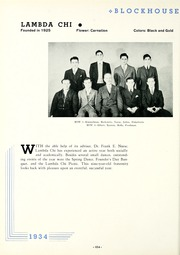 Page 108, 1934 Edition, University of Toledo - Blockhouse Yearbook (Toledo, OH) online yearbook collection