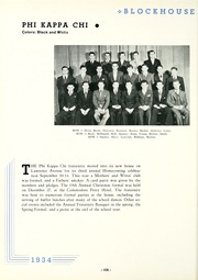 Page 112, 1934 Edition, University of Toledo - Blockhouse Yearbook (Toledo, OH) online yearbook collection