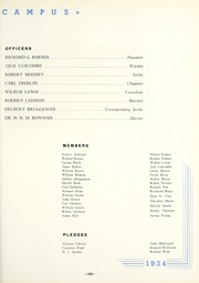 Page 113, 1934 Edition, University of Toledo - Blockhouse Yearbook (Toledo, OH) online yearbook collection