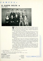 Page 119, 1934 Edition, University of Toledo - Blockhouse Yearbook (Toledo, OH) online yearbook collection