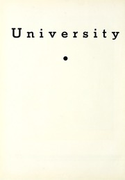 Page 12, 1934 Edition, University of Toledo - Blockhouse Yearbook (Toledo, OH) online yearbook collection