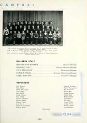 Page 125, 1934 Edition, University of Toledo - Blockhouse Yearbook (Toledo, OH) online yearbook collection