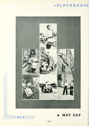 Page 146, 1934 Edition, University of Toledo - Blockhouse Yearbook (Toledo, OH) online yearbook collection