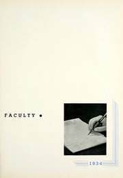 Page 15, 1934 Edition, University of Toledo - Blockhouse Yearbook (Toledo, OH) online yearbook collection