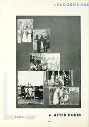 Page 150, 1934 Edition, University of Toledo - Blockhouse Yearbook (Toledo, OH) online yearbook collection
